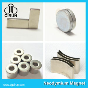 Rar Earth Strong NdFeB Permanent Magnet China Professional Supplier pictures & photos