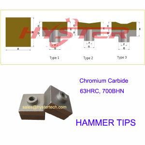 Sugar Cane Shredder Chrome Carbide Hammer Tips pictures & photos