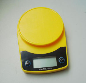 Digital Kitchen Scale Kitchen Cooking Digital Scale Food Scale pictures & photos