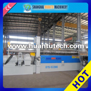 W11s Hydraulic Sheet Rolling Machine pictures & photos