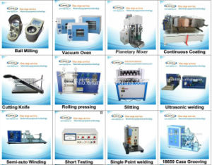 Lithium Battery Making Machine/Lithium Battery Production Line pictures & photos