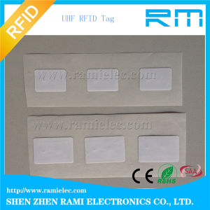 RFID UHF Long Range Passive Tag Sticker Label for Asset Management pictures & photos