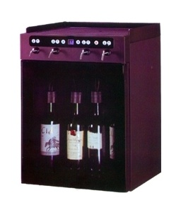 4 Bottles Red Wine Cooler/Wine Cellar/Wine Dispenser/Wine Cabinet (SC-4) pictures & photos