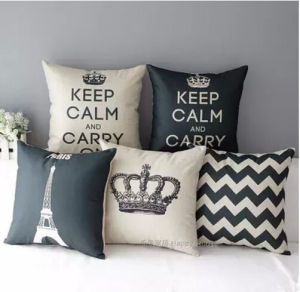 Creative Cushion for Leaning on Character Cushion (Pillow) pictures & photos