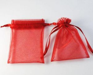Excellent Organza Drawstring Pouches for Gift pictures & photos