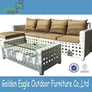 SGS Rattan Outdoor Furniture Garden Leisure Sofa Set