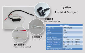 DC 12V Input Mist Sprayer Igniter with Epoxy Filling pictures & photos