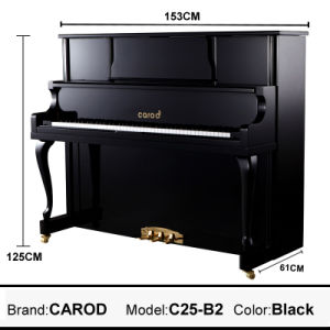 Quality 125cm Upright Piano Musical Instruments pictures & photos
