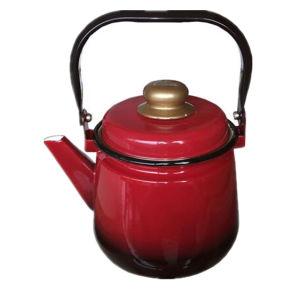 Enamel Kettle, Enamel Teapot, Porcelain Enamelware, Enamel Teapot pictures & photos