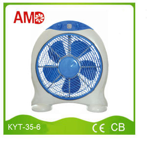 "Hot-Sale Cheapest Price 14"" Box Fan (KYT-35-6) pictures & photos"