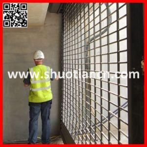 Stainless Steel Metal Grille Roller Door pictures & photos