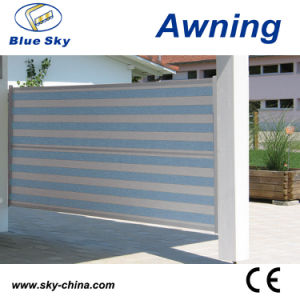 Pop up Polyester Retractable Screen Awning pictures & photos