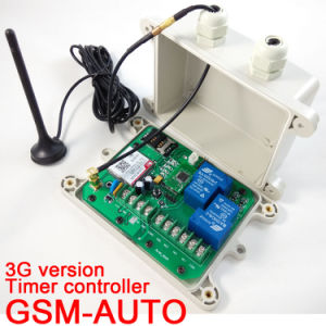 3G and GSM Timer Switch Controller / 3G Remote Controller pictures & photos