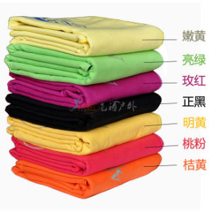 Ultra Lightweight Soft Absorbent Printed Microfiber Sports Towel pictures & photos
