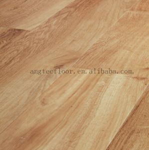 Mirror Surface Burma Teak Wood Flooring Laminate Flooring pictures & photos