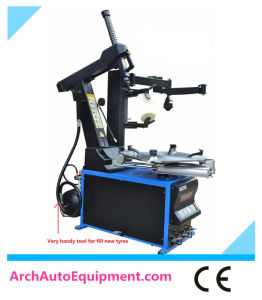 Pneumatic Release Tyre Changer with Car Repair Tire Changer pictures & photos