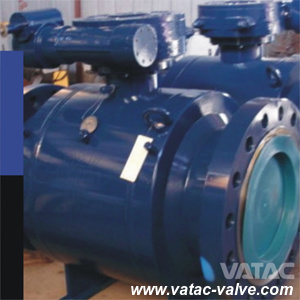 Flange/Flanged RF or Butt Weld Bw All & Full Welded Ball Valve From Cast or Forged Stainless Steel pictures & photos