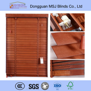 Window Covering Wood Blinds Venetian Blinds pictures & photos