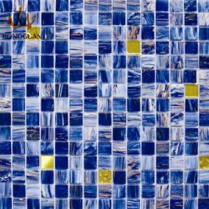 Mixture Color 20X20mm Mosaic for Bathroom and Kitchen (MC818) pictures & photos