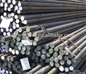 Zf6 Hot-Rolled Steel Round Bars / Gear Steel pictures & photos