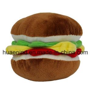 Plush Hamburger Dog Toy, Pet Toy pictures & photos