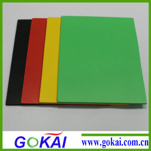 Colorful PVC Foam Board for Outdoor Advertising pictures & photos