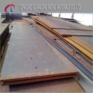 ASTM A588 A242 Weather Resistant Steel Plate pictures & photos
