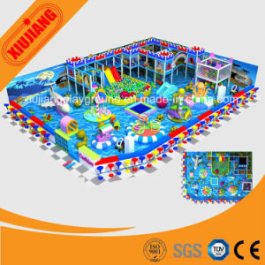 OEM Best Sale Commercial Indoor Soft Play Area Equipment pictures & photos