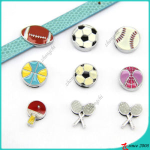 Wholesale Sports Ball Charms for DIY Bracelet (SC16040920)