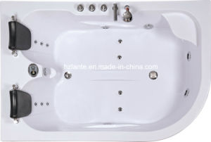 Factory Cheap Whirlpool Bathtub with High Quality (TLP-631) pictures & photos