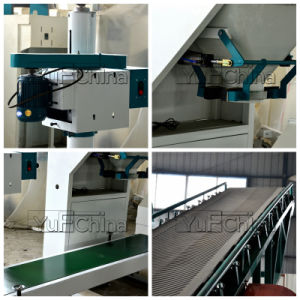 Auntomatic Hot Sealing Wood Pellet Packing Machine Price pictures & photos