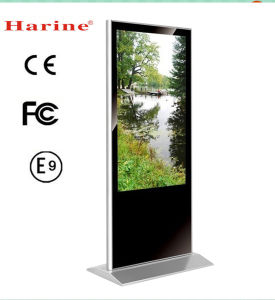 47′′ Advertising Vertical LCD Digital Display LCD pictures & photos