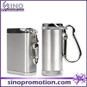 Custom Outdoor Windproof Portable Stainless Steel Ashtray Bin pictures & photos