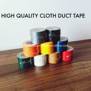 Finish Rolls High Quality Cloth Duct Tape pictures & photos
