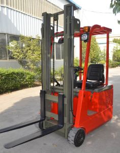 Tka 3-Point Electric Forklift Truck with CE pictures & photos