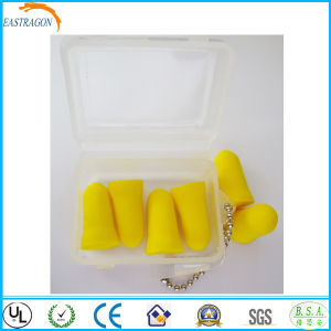 Foam Disposable Customized Soft Safety Earplugs pictures & photos