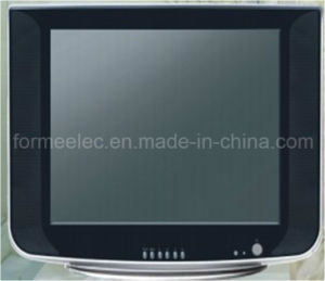 "21"" CRT Television 21A6 Normal Flat TV pictures & photos"