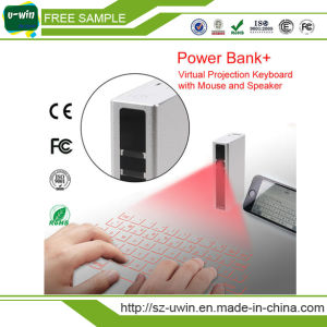 Laser Projection Virtual Keyboard Wireless Virtual Laser Keyboard pictures & photos