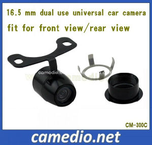 Universal Dual Use Mini Size 16.5mm Rear View Car Camera 170 Degree pictures & photos