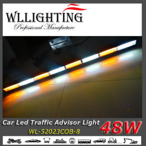Multicolor COB LED Light Bar 48W for Truck Use pictures & photos