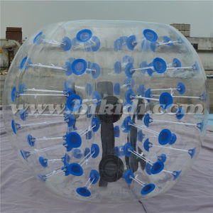 Sport Game PVC Bubble Soccer Ball to USA D5007 pictures & photos