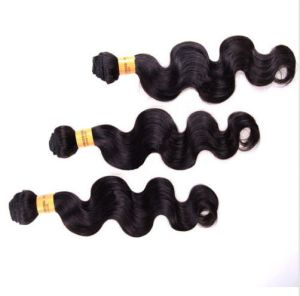 Factory Price Remy Virgin Brazilian Human Hair Weaving pictures & photos