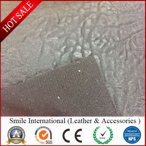 Semi-PU and PVC Artificial Leather for Shoes and Handbags pictures & photos