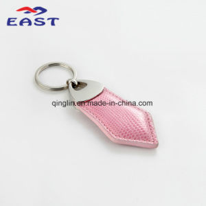 Fashion Custom Pink Leather Key Chain/Holder pictures & photos