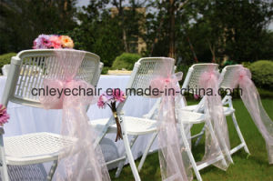 Stackable Plastic Folding Chair pictures & photos