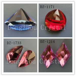 New 2016 China Flat Back Glass Beads Stones Diamonds Strass pictures & photos