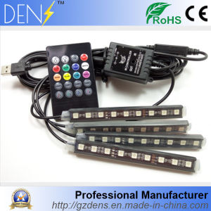 Music Control 12PCS LED Ambient Light for Honda Civic Accord pictures & photos