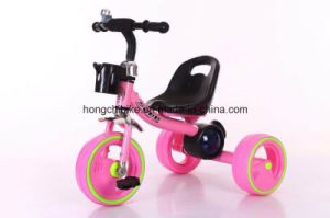 Baby Tricycle/Children Tricycle with Light Wheels and Music pictures & photos