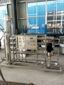 Full Automatic Rotary Bottle Water Rinsing Washing Filling and Capping Machine pictures & photos