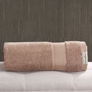 China Top Cheaper Bath Towel Linens for Home Bathroom (DPF1097) pictures & photos